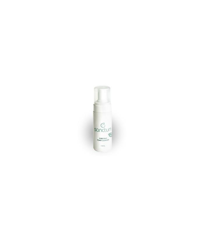 Mousse Nettoyante Purifiante - Purifying Foam Cleanser - Sanctum