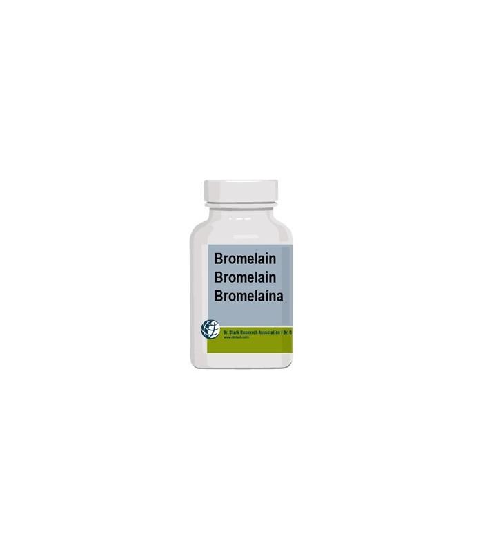 Bromélaïne Gastro-Résistante - Dr Clark