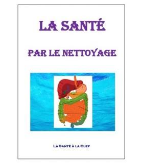 La Santé par le Nettoyage - Brochure A5
