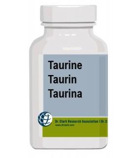 Taurine - Capsules Dr Clark
