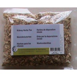 Tisane d'Herbes pour la Dépuration Rénale -  Dr Clark