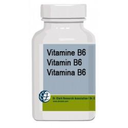Vitamine B6 - Dr Clark