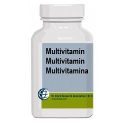 MultiVitamines sans Fer - Dr Clark