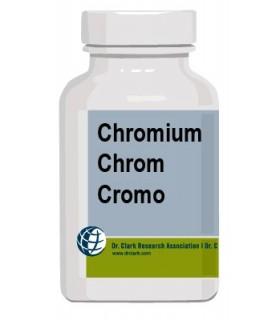 Chromium - Picolinate - Dr Clark