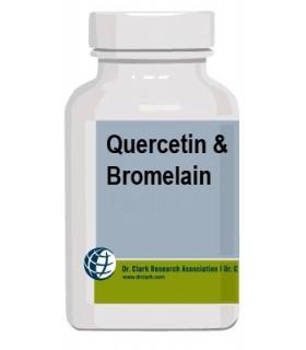 Quercétine & Bromélaïne - Dr Clark