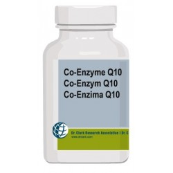 Co-Enzyme Q10 - 400 mg - Dr Clark - 30 gélules