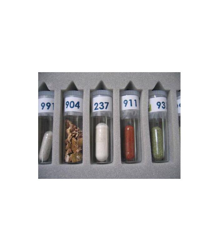 Coffret d'Echantillons Produits Dr Clark pour Tests de BioFeedback