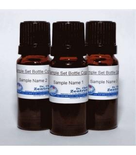 Kit Flacons-Tests - Copies Homéographiques - Bactéries