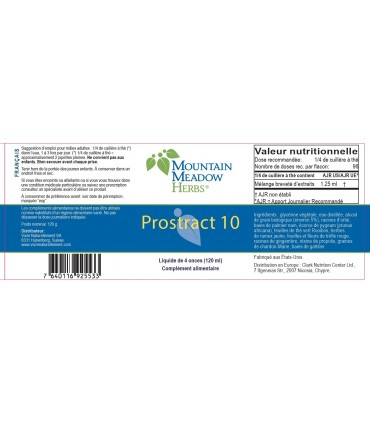 Prostract 10 - Prostate Health - Mountain Meadows