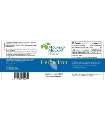 Herbal Iron - MMH