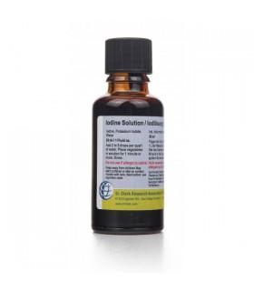 Lugol - Iodine - Dr Clark