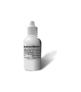 Acide Chlorhydrique - HCl - Dr Clark - Flacon de 30 ml