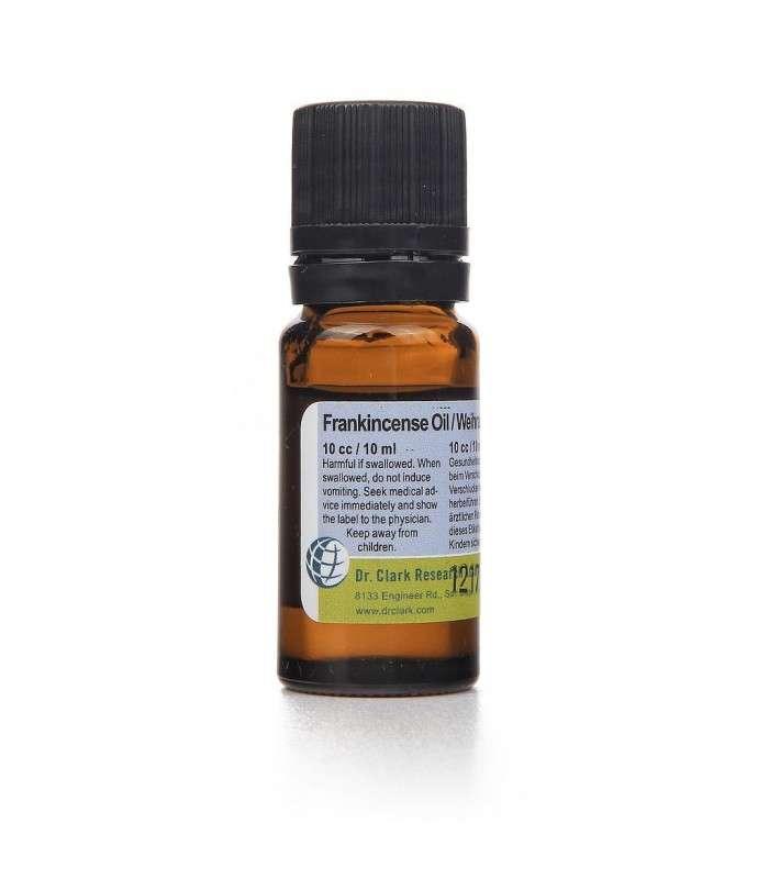 Encens - Frankincense Oil - Dr Clark