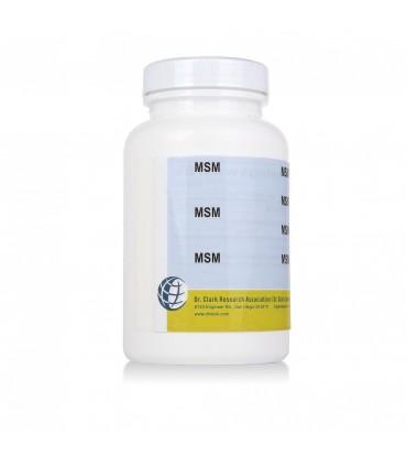 MSM - MéthylSulfonylMéthane - Dr Clark