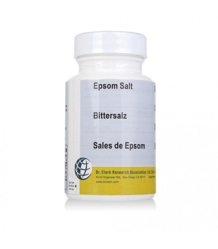Sels d'Epsom pour le nettoyage du foie en gélules
