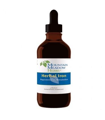 Herbal Iron - Mountain Meadow Herbs Tincture