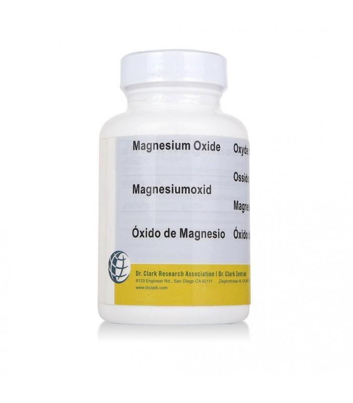 Magnésium Oxyde - Dr Clark