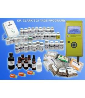 Programme de 21 Jours - Dr Clark